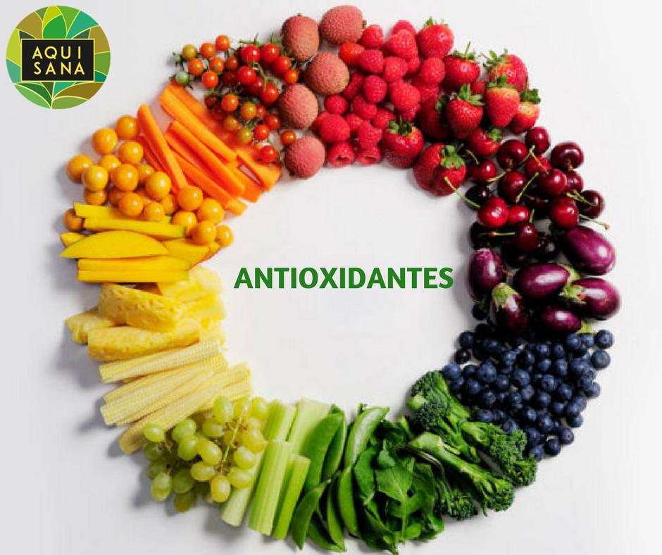 Antioxidantes qu son y para qu sirven aquisana - Que alimentos son antioxidantes naturales ...