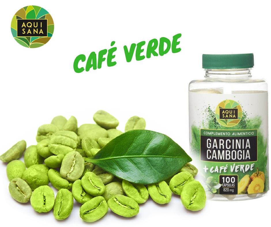 Beneficios del café verde.